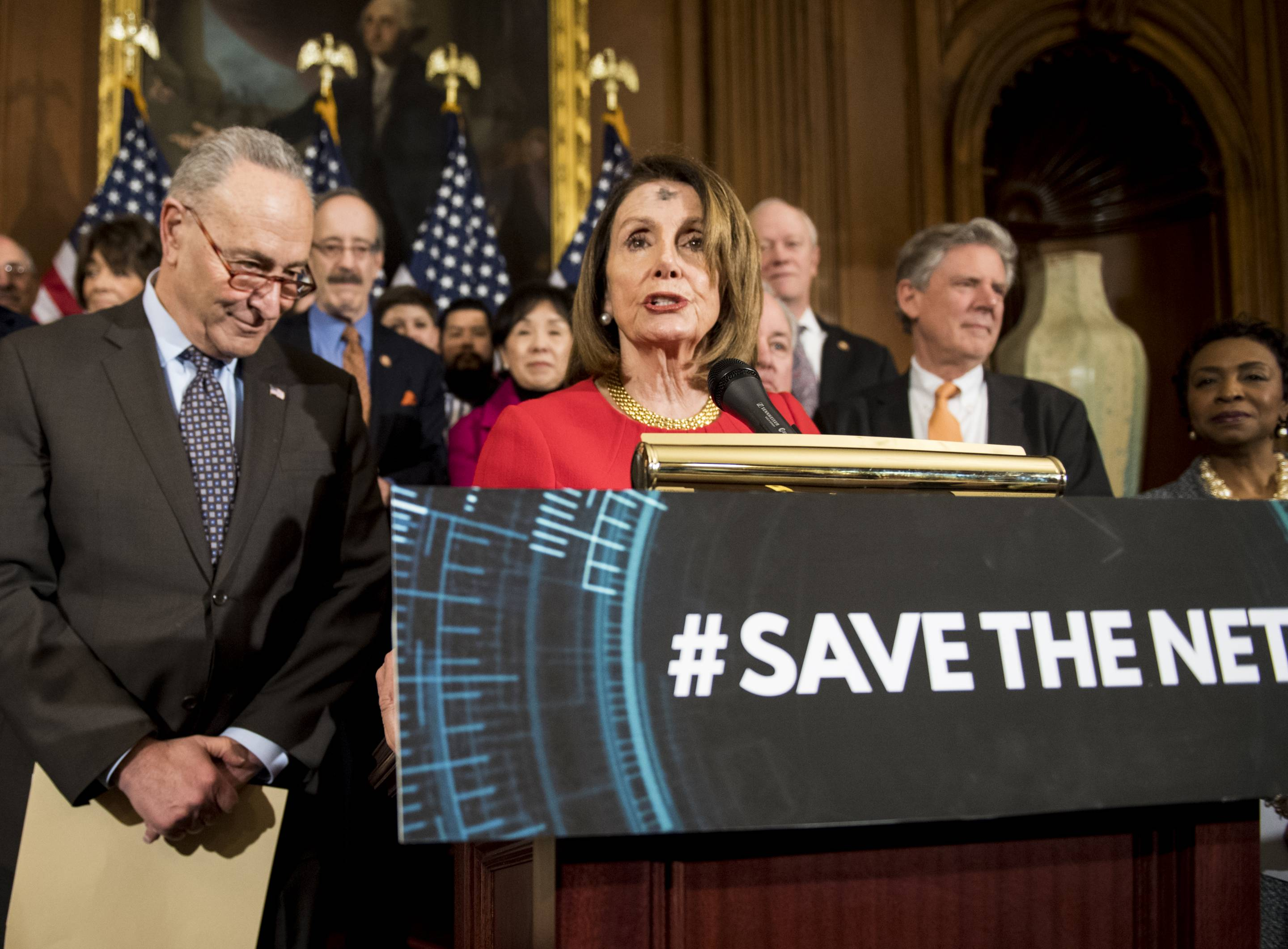 Net Neutrality Rules Bill Faces Uphill Climb As Moves To Reinstate Save The Internet Act Start