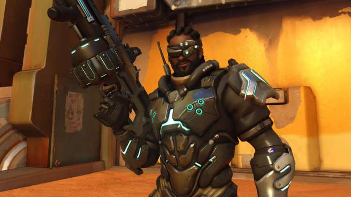 You Can't Escape The Past: New Baptiste Skin In Overwatch Features Old Talon Gear