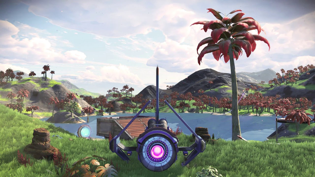 API Support From Vulkan Helps No Man's Sky Boosts Its AMD Performance