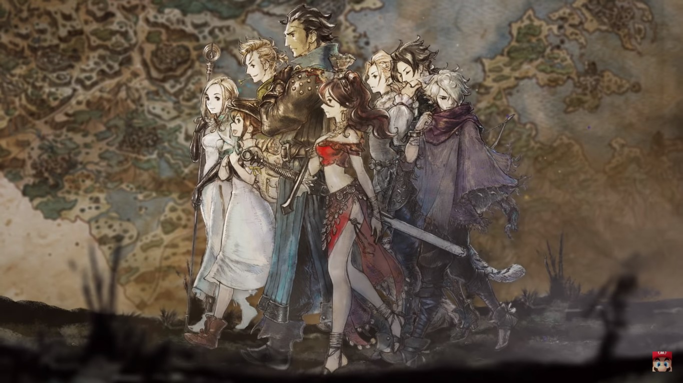 Octopath Traveler Is Successful And Beloved In Switch And It Might Come To PC Soon