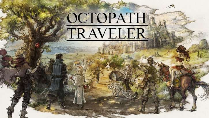 The JRPG Octopath Traveler Is Set To Hit The Steam Store In June According To Square Enix