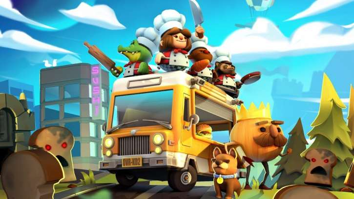 Overcooked 2's Latest DLC Appeal To Campers In The Wilderness, And Non-Campers Too