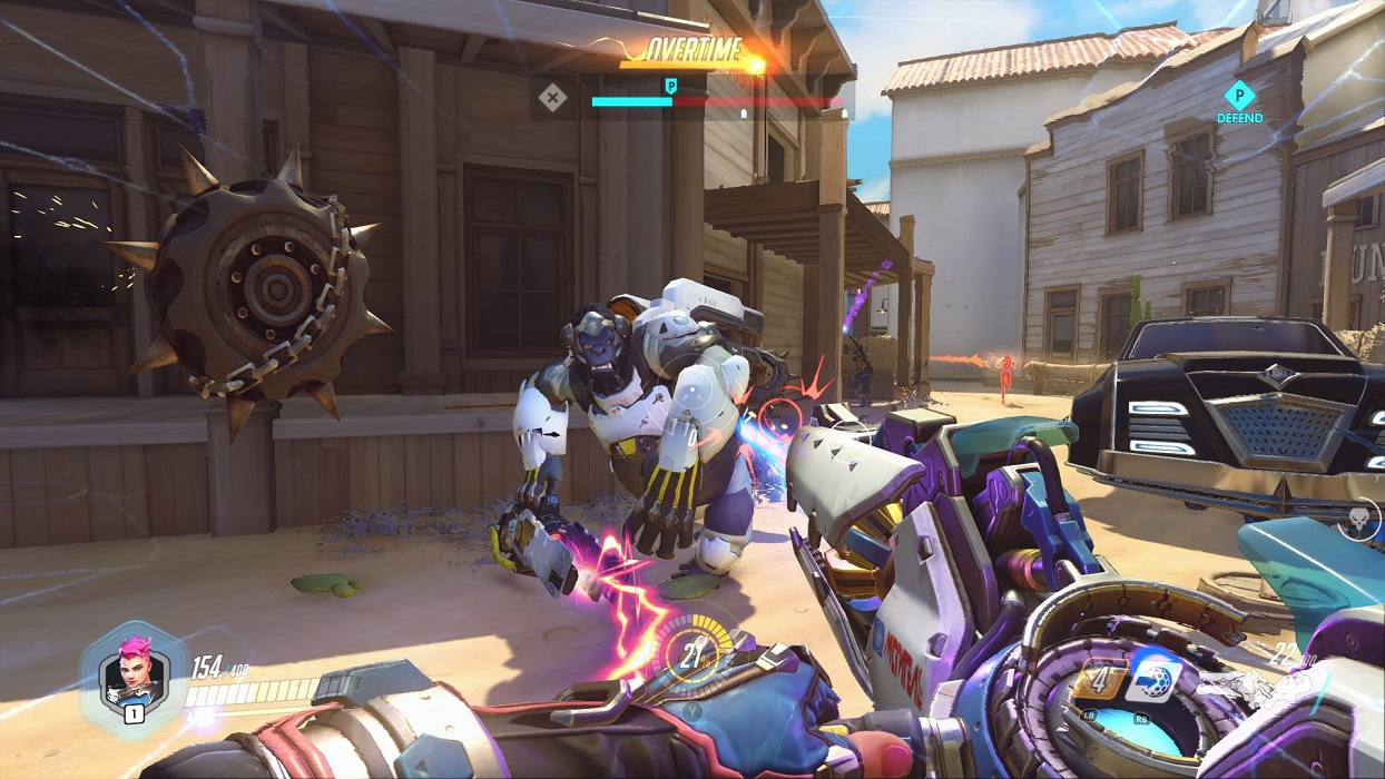 Overwatch Is Now Free To Play For A Week; Will Include Every Hero And 27 Maps