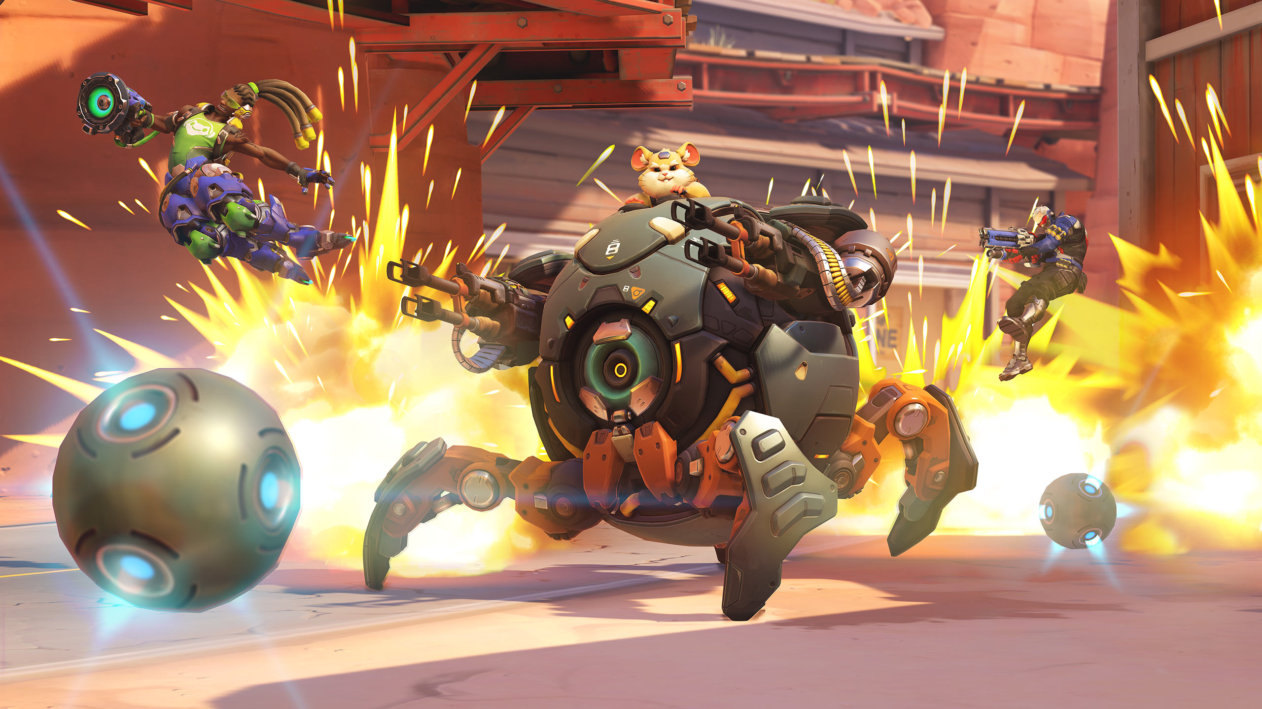 The Ball And The Overwatch: What Happened And Why It Blew Up Out Of Nowhere