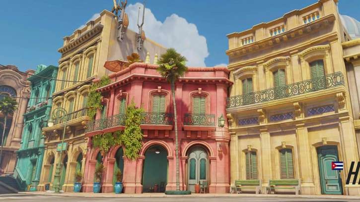 Overwatch Map Havana Can Now Be Accessed On Public Test Region; Test Expected To Last For 2-3 Weeks Before Going Live