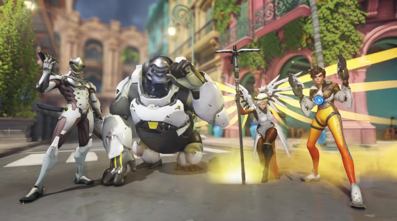 Overwatch Archives: Storm Rising Trailer Messy? Learn More About It!