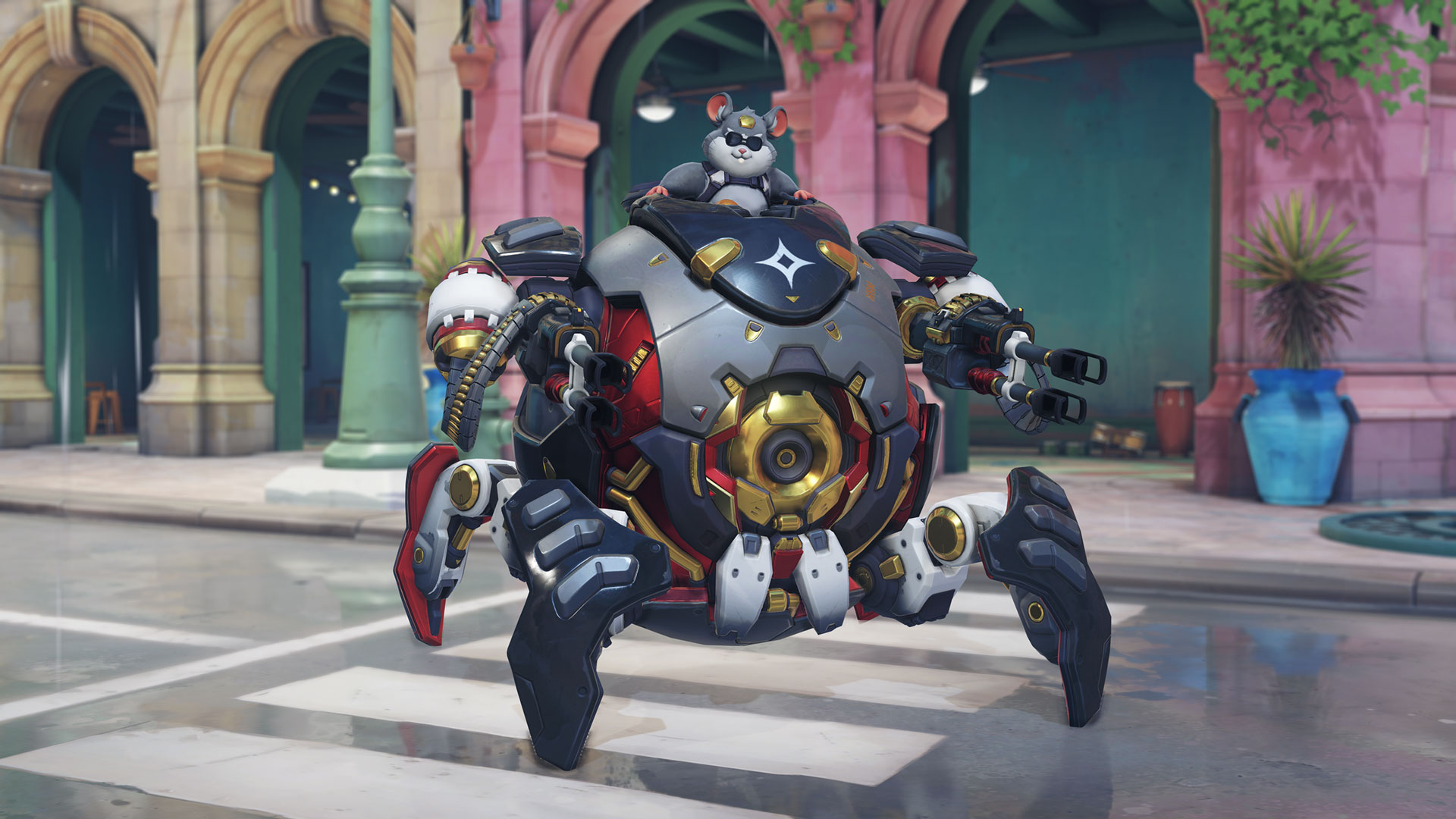 Overwatch Storm Rising Nine New Skins Include Talon Baptiste, Clown Junkrat, And Scientist Moira
