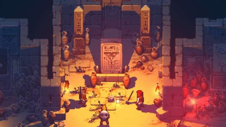 Pathway, New Turn-Based Adventure Game From Chucklefish, Will Be Released On April 11