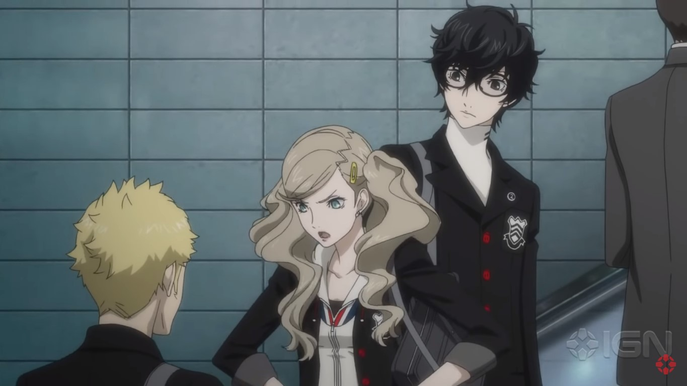 Persona 5 Scramble, Spinoff Of The Popular Series, Announced For PS4 And Nintendo Switch