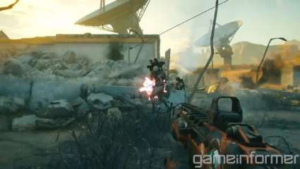 New Gameplay Footage Comes Out For Rage 2; Features Wasteland Action, Vehicle Combat, And The BFG