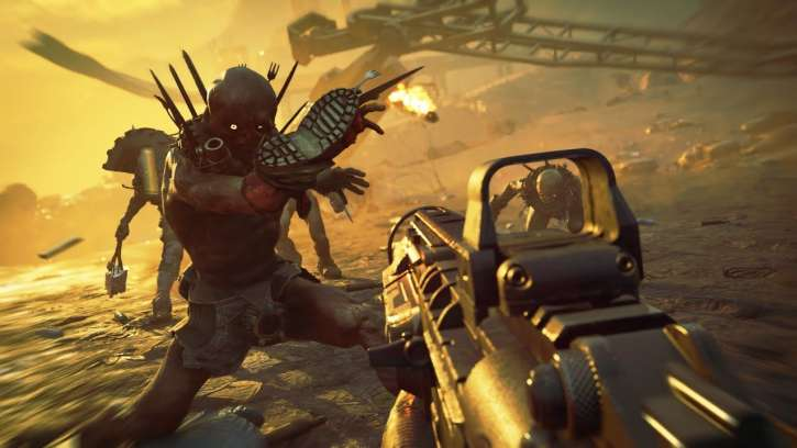 Rage 2 Fans Can Purchase Cheats From The Wandering Sage And The NBA Jam Commentator Legend Prank Is Real