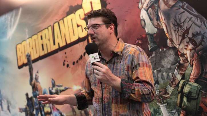 Gearbox CEO Randy Pitchford Claims The Future Belongs To The Epic Store, Not Steam