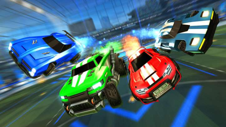 New Content At Stake As Rocket League's Highly Anticipated Rocket Pass Is Back