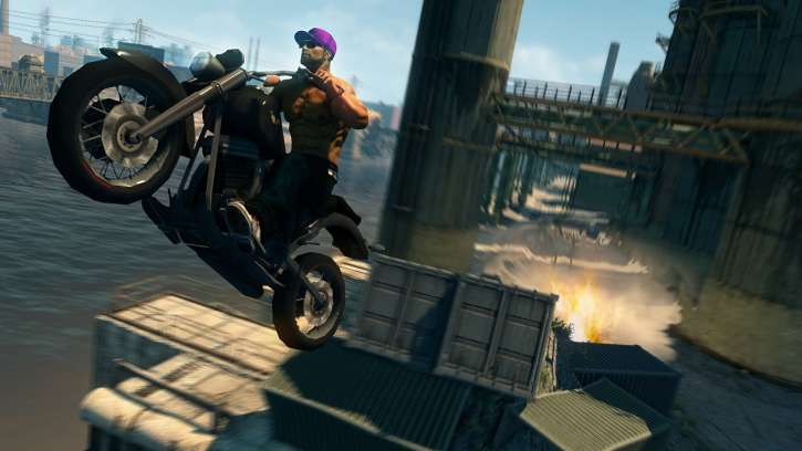 Saints Row 3 Is Coming To The Nintendo Switch In May; Sandbox Chaos Awaits