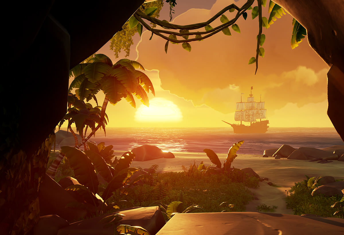 Purchase Rare's Sea Of Thieves For 50% Off Until The Next Eight Days Before The Big Anniversary Update