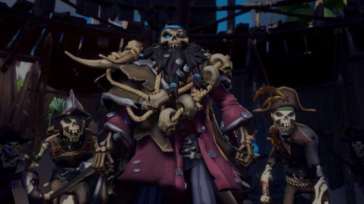 Newly-Released Video Trailer Of Sea Of Thieves Shows Story-Driven Mysteries Of The Shores Of Gold