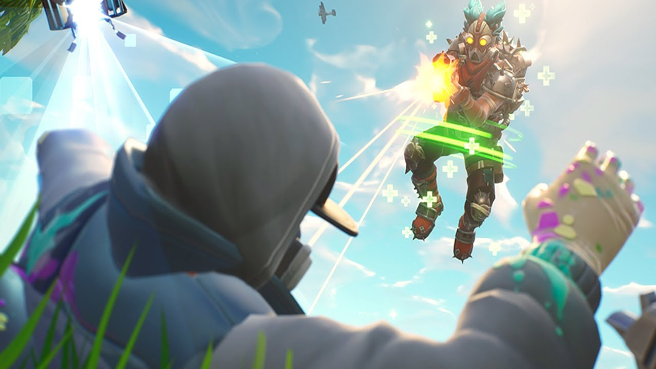 Epic Games Explains Their Decision For Removing Siphon In Fortnite