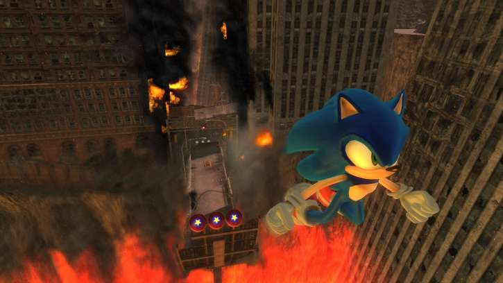 Terrible Sonic '06 Console Game Gets Another Chance To Be Played On PC Thanks To This Unity Engine