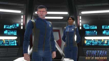 Fans Will See Captain Lorca Back In Star Trek Online's Rise Of Discovery