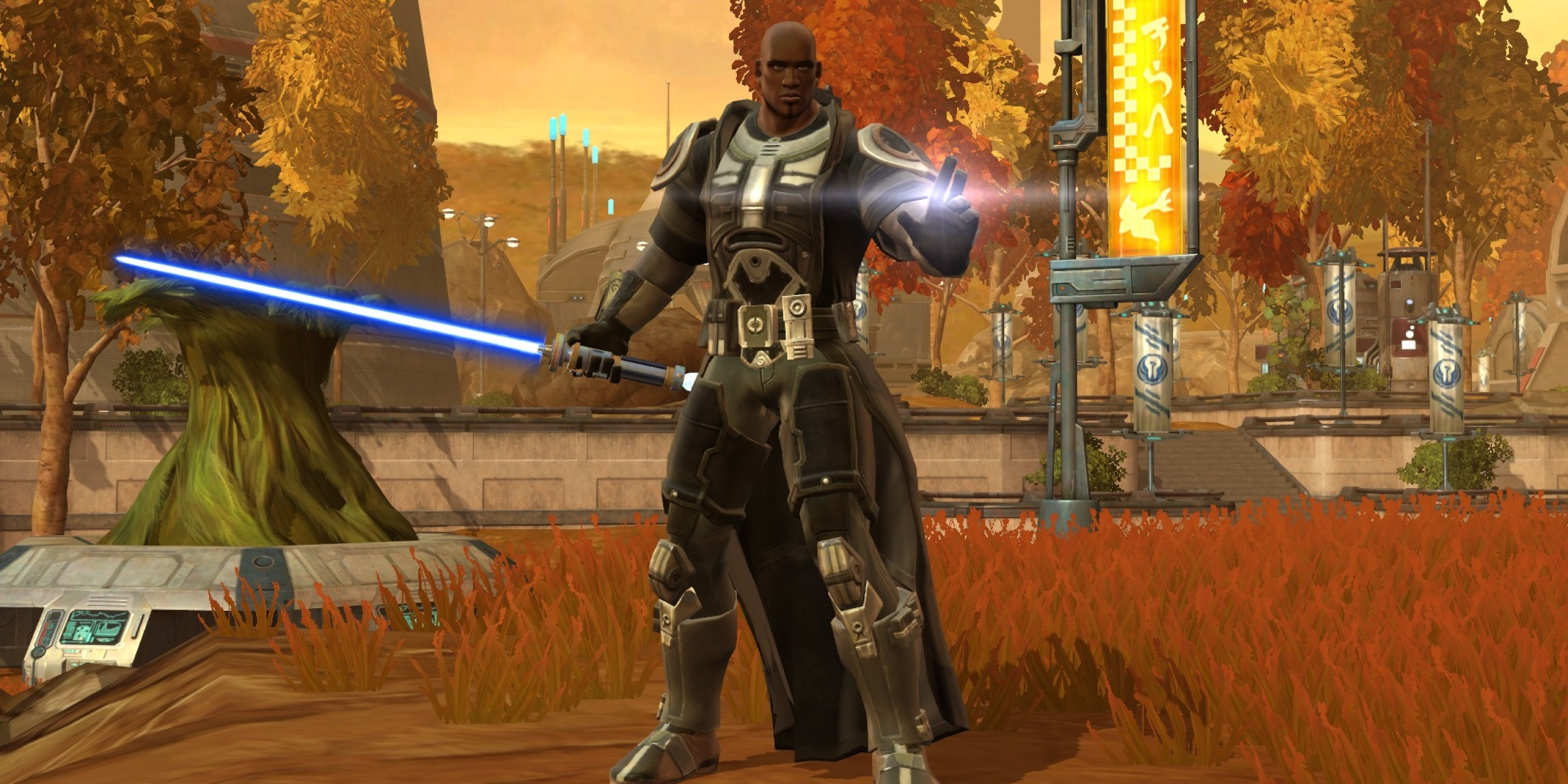 Star Wars: The Old Republic MMO Is Now Available To Play For Free Through Steam