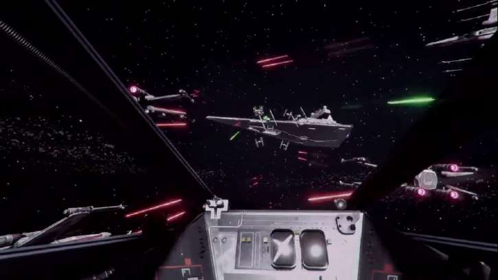 The VR Star Wars Series Vader Immortal Was Recently Teased; Shows Off Lightsaber Combat