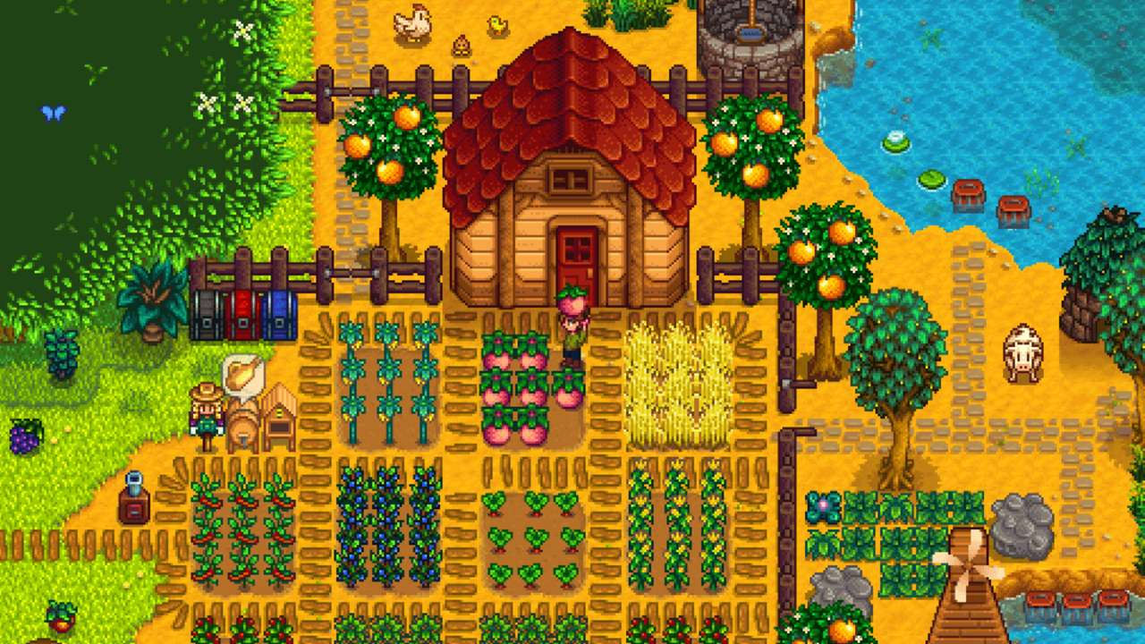 Stardew Valley Studio Is Looking For Administrators Who Are Multi-Dimensional And Willing To Assume Multiple Positions