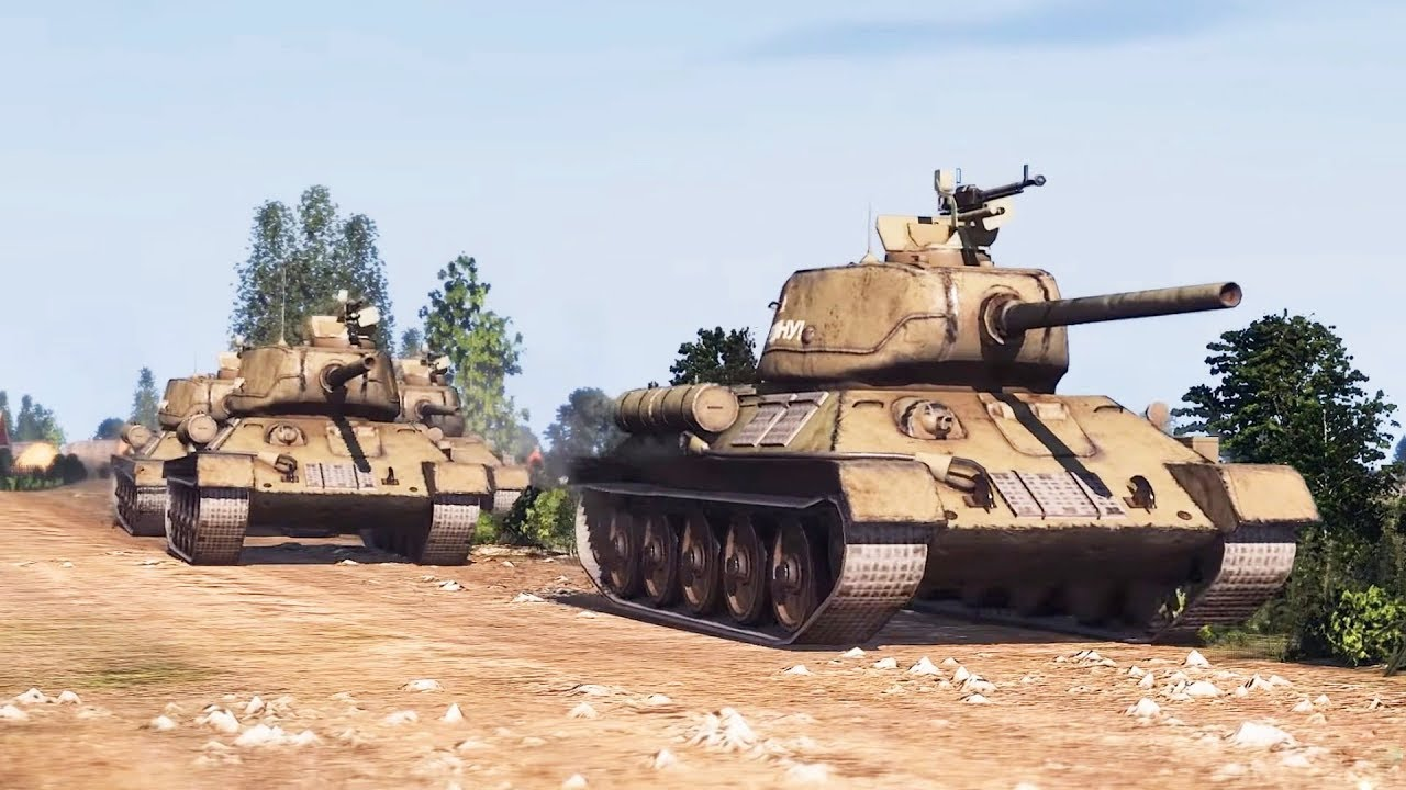 Eugen Systems Announces 'One Last Delay' For World War 2-Inspired Steel Division 2