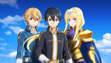 SWORD ART ONLINE Alicization Lycoris Struggles On PC Launch With Poor Optimization