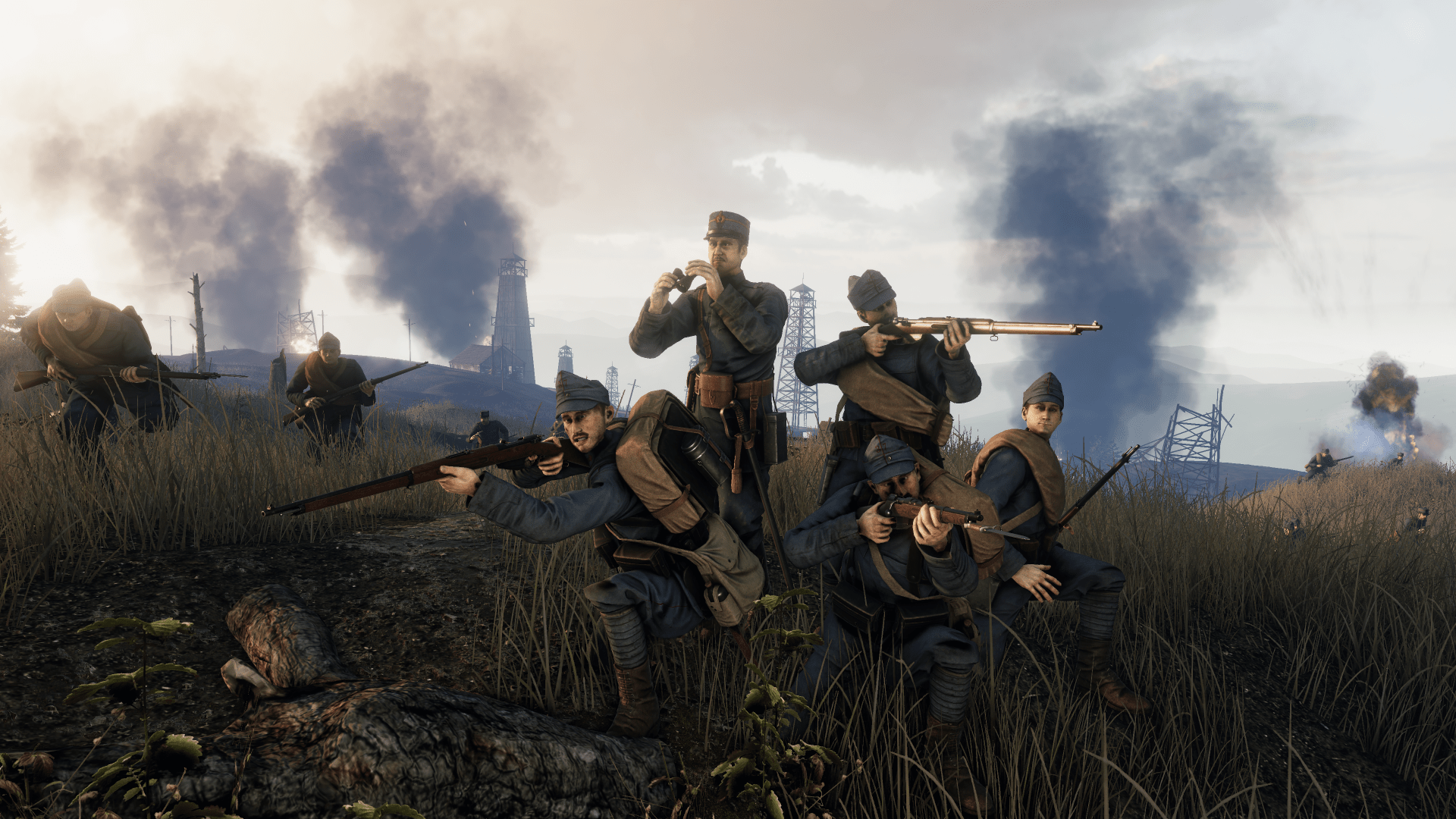 Hunt Wolves In Tannenberg's New Event Until April 21; Fans React