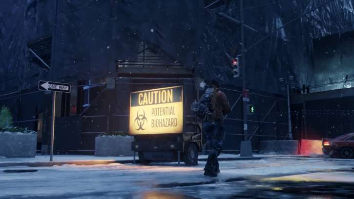 Ubi Apologized For The Seemingly Homophobic Graphic Slur In Tom Clancy's The Division 2