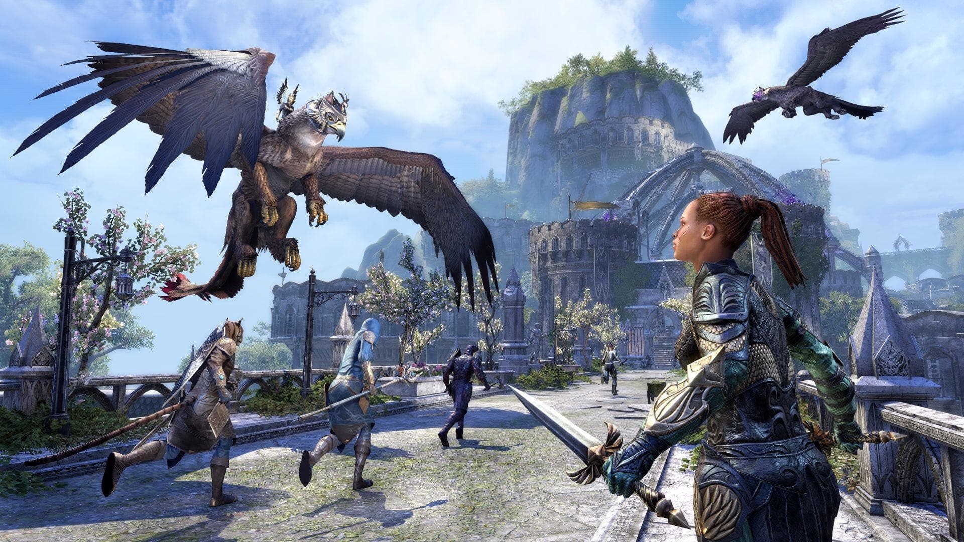 The Elder Scrolls Online To Feature Necromancer Class; One Of The Game's Most Exciting Characters