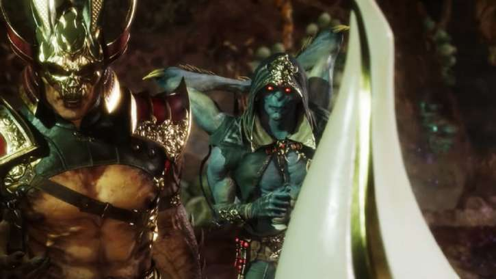 The Monstrous Kollector Makes His Debut In Mortal Kombat 11; Has Four Arms And An Appetite For Collecting