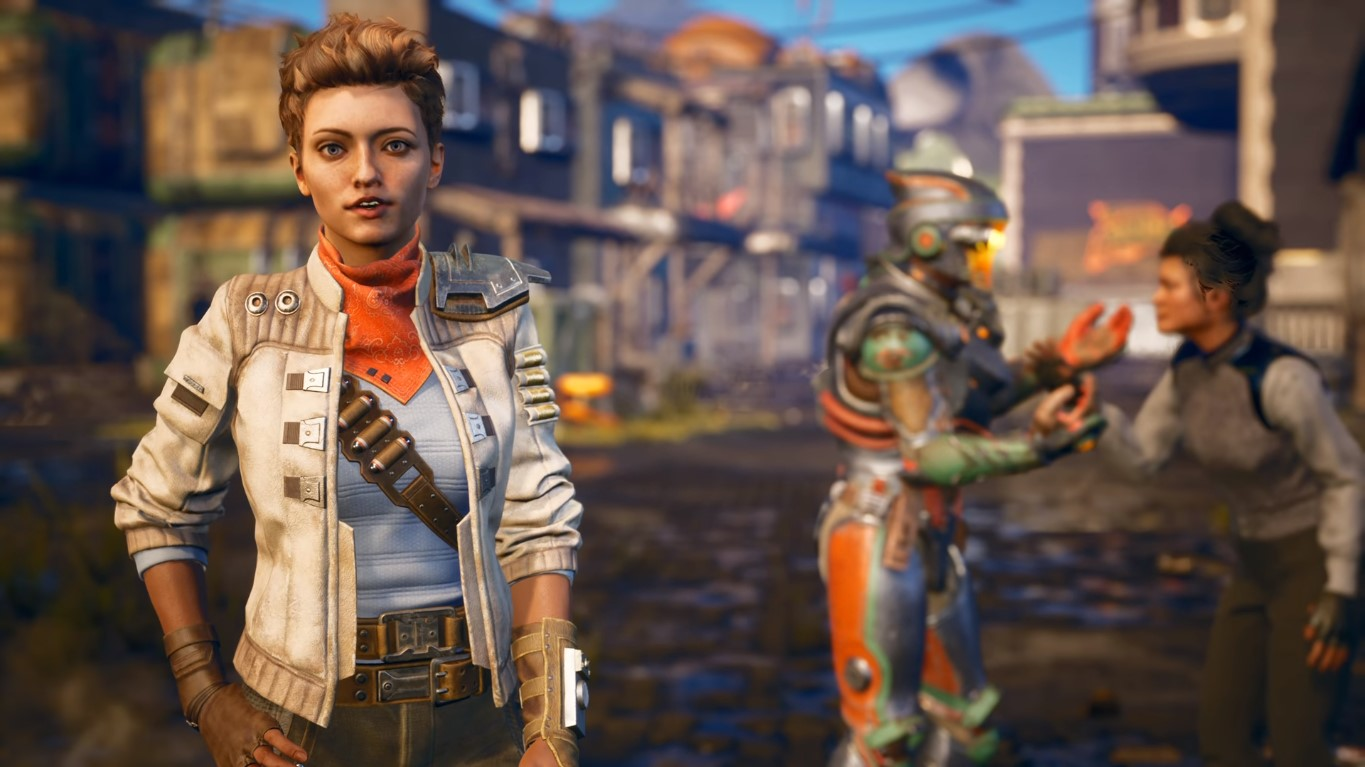 20-Minute Footage Of The Outer Worlds Released; Game Features Face-Expanding Weapon