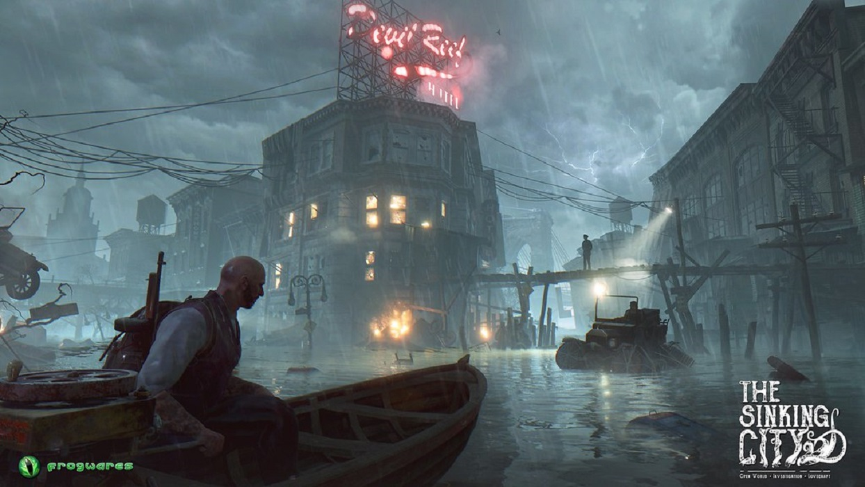 The Sinking City Unveils Some Gameplay Footage Of The Mysteries And Horrors That Await