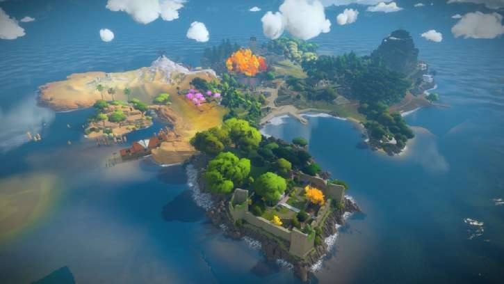 The Witness Is Now Available For Free Through The Epic Games Store; Is Worth Checking Out