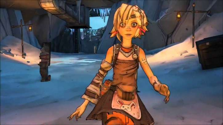 Ashly Burch Confirmed To Reprise Role As Tiny Tina On Borderlands 3