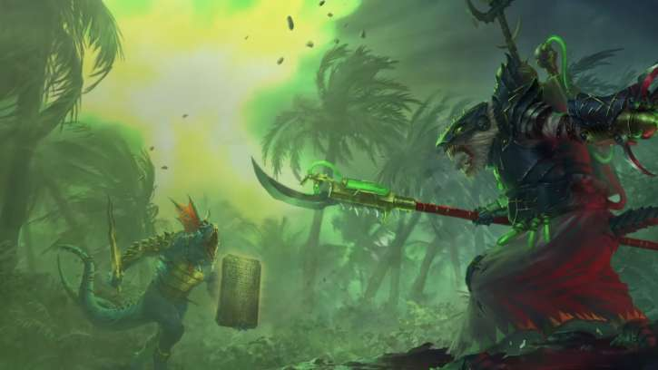 The Latest Trailer For Total War: Warhammer 2 – The Prophet & The Warlock Introduces The Doom Flayer