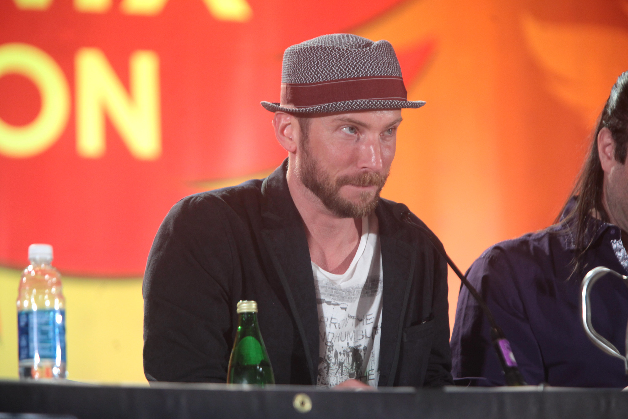Troy Baker Says Gearbox Is Lying; He Wasn't Asked To Voice Rhys Again In Borderlands 3