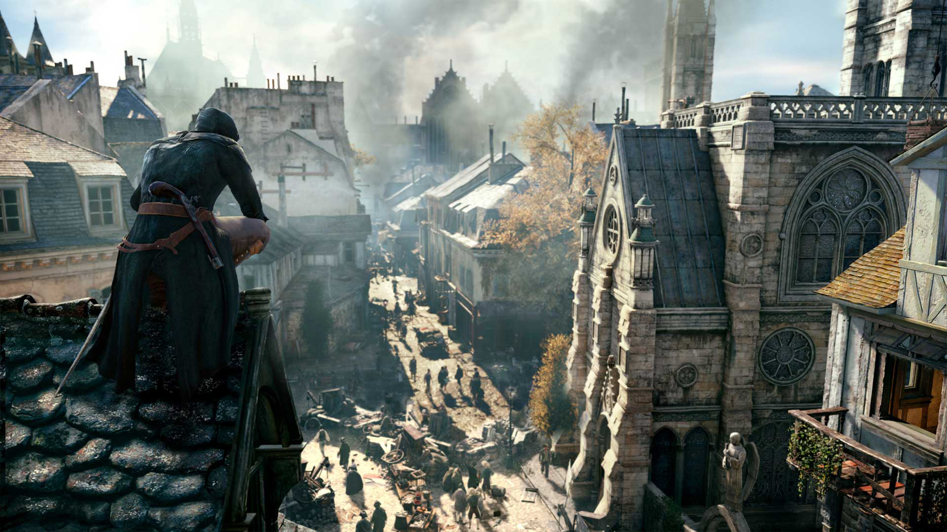 Ubisoft Donates $562,000 To Help Rebuild Notre Dame Cathedral And Offers Assassin's Creed Unity For Free