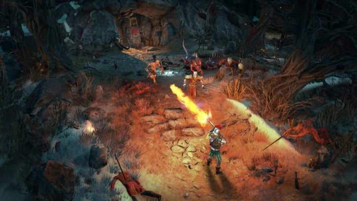 Warhammer: Chaosbane Second Beta Returns With Two Additional Character Classes