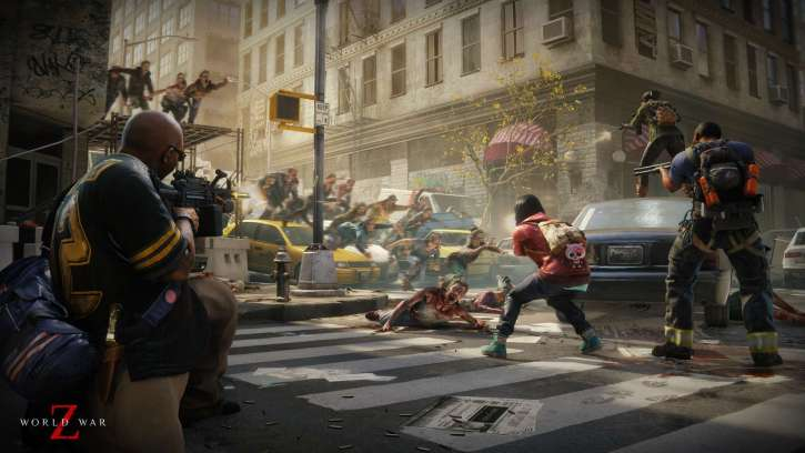 World War Z Sold Over 250,000 Copies After Going Exclusive On Epic Store