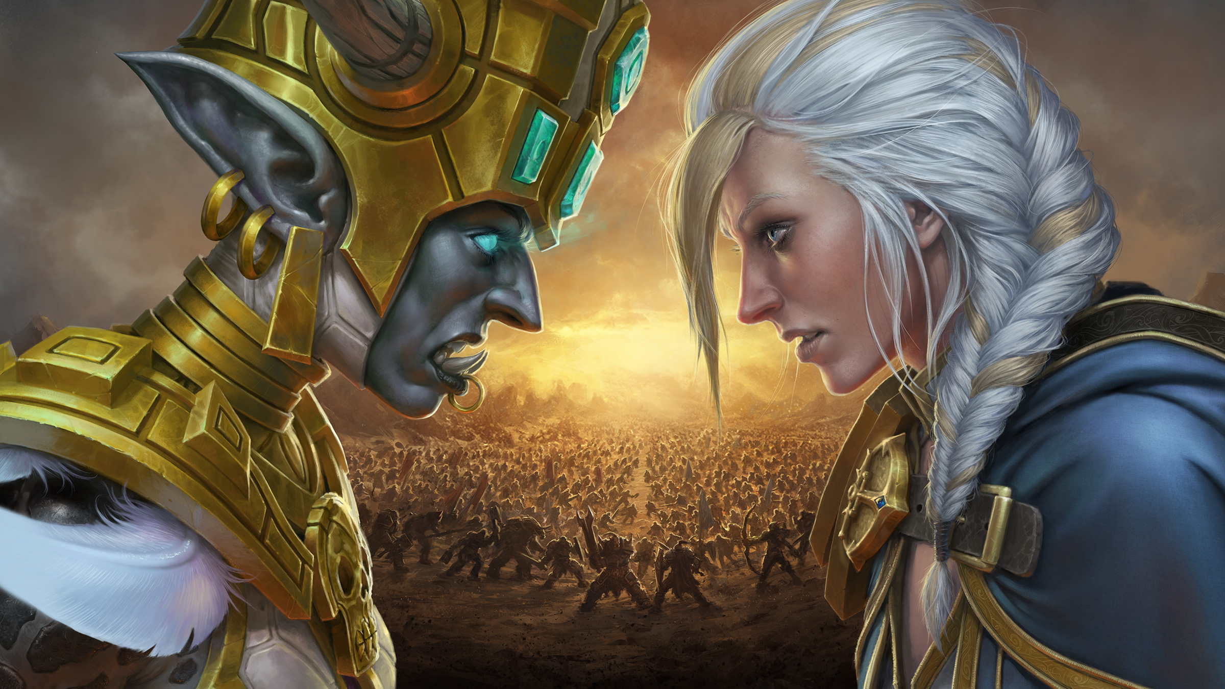 Blizzard Finally Fixed The Awkward Gear System In The World Of Warcraft