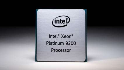 Intel's Latest Xeon Platinum 9200 Series Targets Market Demand For Data-Centric Solutions
