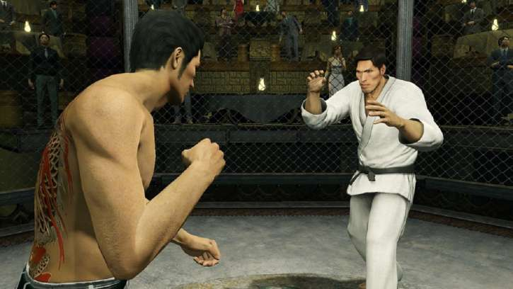 PC Players Will Have The Chance To Pick Up Yakuza Kiwami 2 Sometime In May