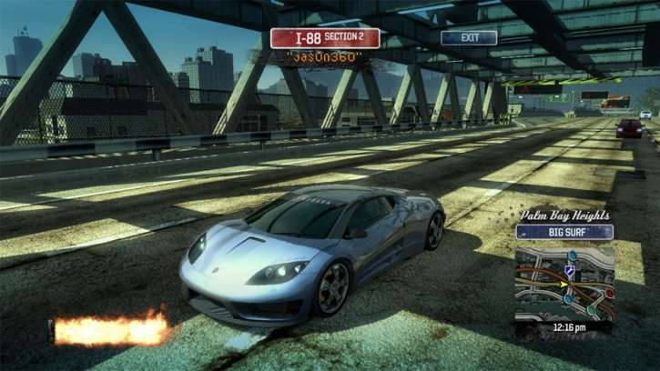 EA Shutting Down Servers For Good On Critically Acclaimed Racing Game Burnout Paradise