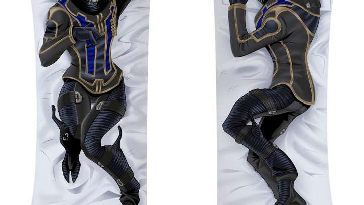 Bioware Surprises Fans With Their Announcement Of Selling A 30-Dollar Garrus Body Pillow By June