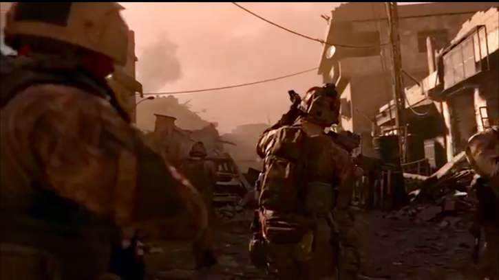 Activision Finally Shows Off Call of Duty: Modern Warfare; Gets An October Release
