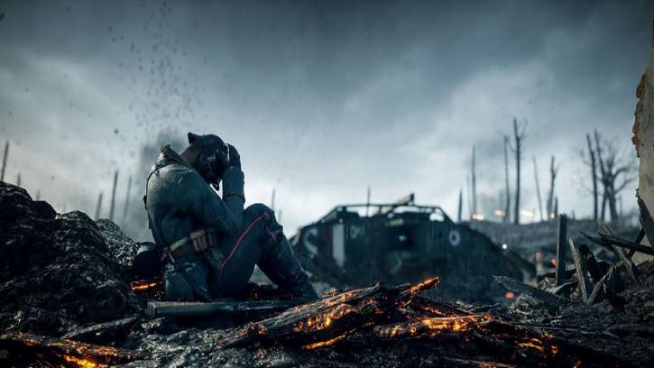 Battlefield 5's Firestorm Mode Proves To Be Extremely Successful; EA Sees Huge Surge In Users