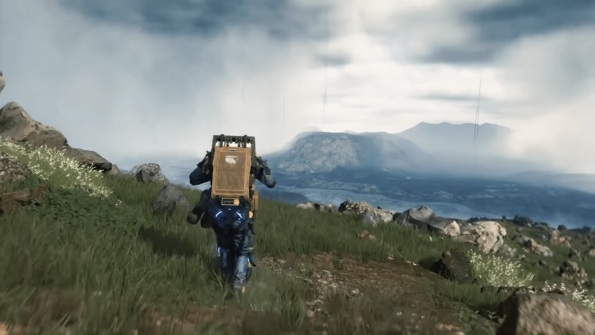 Death Stranding's Reveal Trailer Is 9 Minutes Long, Completely Mad, And Very Exciting