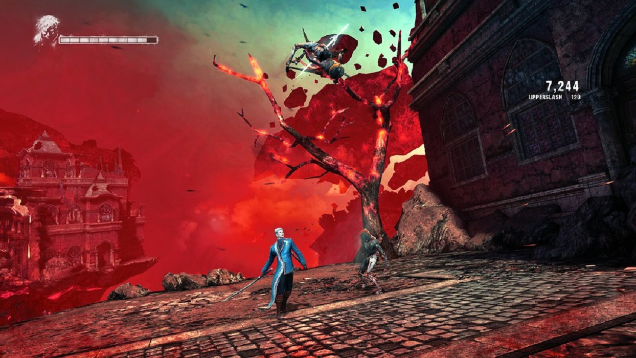 The Nintendo Switch Is Getting The First Devil May Cry Game Sometime This Year, According To Twitter Reports
